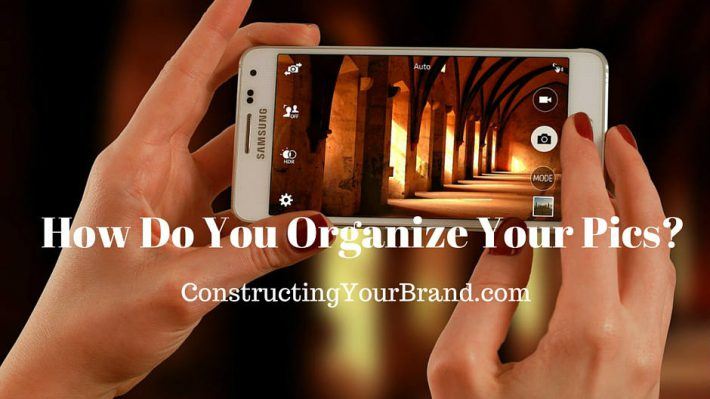 Organize Your Marketing Photos