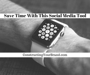 Save time with this social media tool
